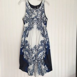 Free People high-low sleeveless dress SIZE SMALL